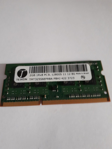 Memoria 2gb Ddr3 Pc Notebook Unique Sim+ Cca Philco Lg Acer