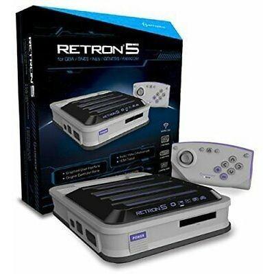 Vídeo Game ( Console ) Retron 5 Semi Novo Funcionando 100%