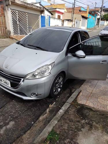 Peugeot 208 2013 1.6 16v Griffe Flex Aut. 5p