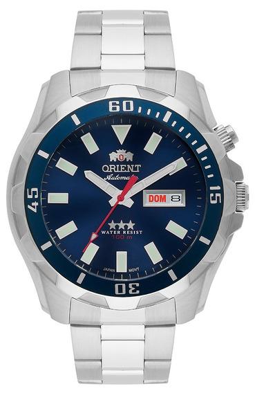 Relógio Orient Automático 469ss078 D1sx - Frete Grátis