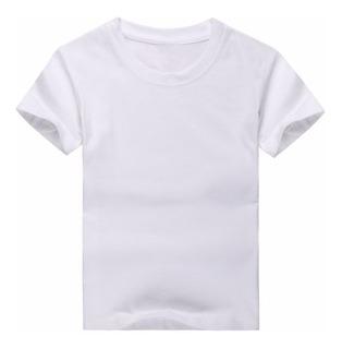 Camisetas Escolares Blancas Al X Mayor Y Menor