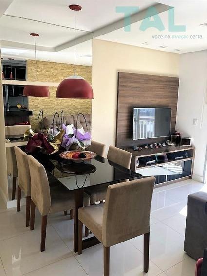 ***apartamento A Venda No Bonfim Condomínio Torres Do Bonfim Em Campinas -sp *** - Ap0512