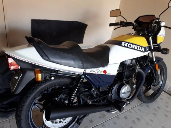 Honda Cb 450 Nelson Piquet