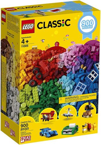 Lego Clasico Juego De Construcción Bloques