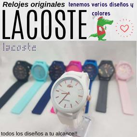 Relojes Lacoste Varios Colores