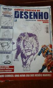 Revista Curso Prático De Desenho N 2