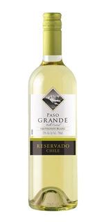 Cabeza De Piedra, Vino Savignon Blanco, 750 Mililitros