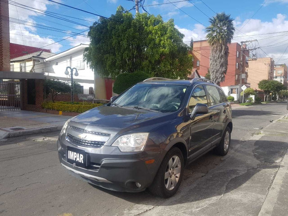 Chevrolet Captiva Sport 2011 2.4 A,t