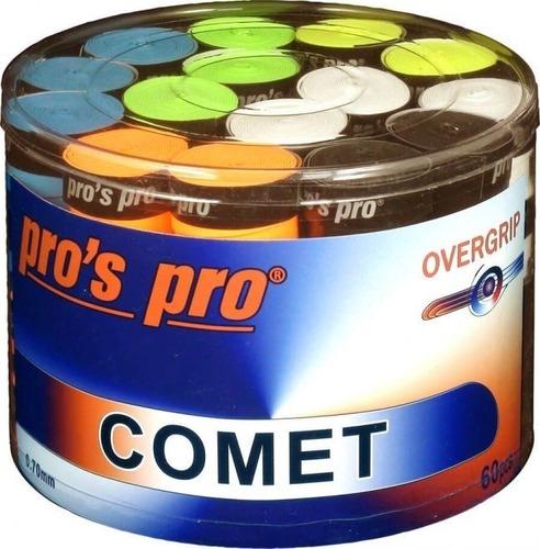 Cubregrips Pros Pro Comet Pack X60  Sensacion Pegajosa
