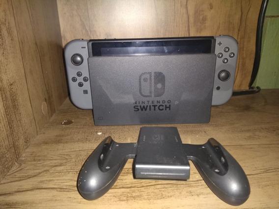 Nintendo Switch + Jogos + Desbloqueio + Sd + Controles
