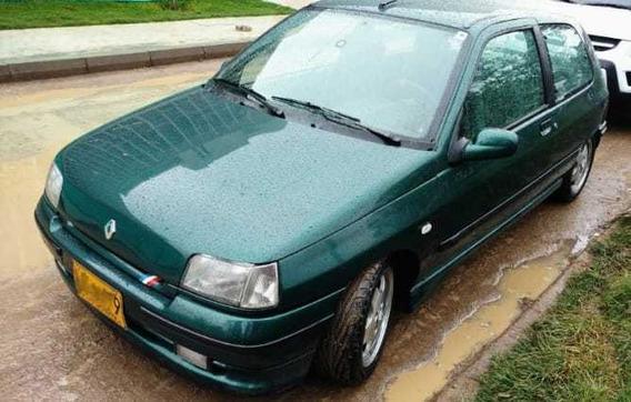 Renault Clio Swap 2.0, 1996, Verde,3 Puertas,como Nuevo
