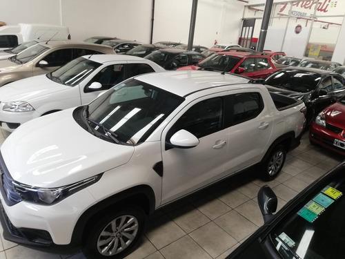 Fiat Nueva Strada Endurence 1.4 Anticipo Y Cuotas Jv