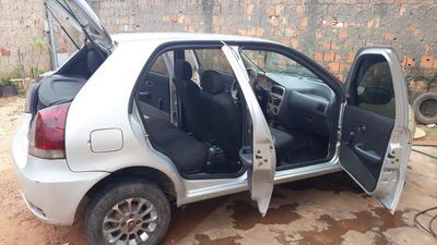 Fiat Palio Prata 2011 4 P