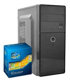 Computador Kit Work - Intel I5 2400 4gb Ssd 120gb