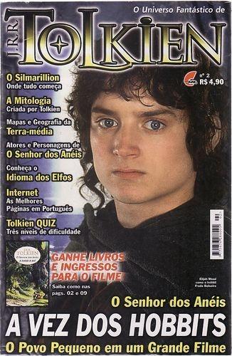 J. R. R. Tolkien Vol. 02 (o Universo Fan Não Informado