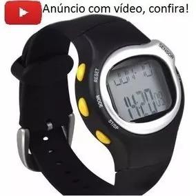 Kit 5- Relógios Medidor Pulso Caloria Frequência Batimento