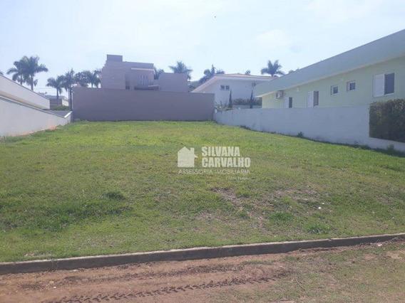 Terreno À Venda No Condomínio Palmeiras Imperiais Em Salto/sp - Te3757