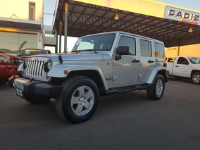 Jeep Wrangler Sahara Unlimited 2011