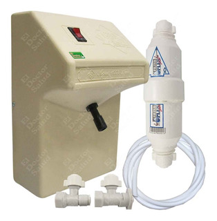 Planta Ozono Filtro Agua Potable Compacto + Kit Instalacion