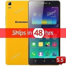 Lenovo K3 Note K50-t3s 5.5 Fhd Mtk6752 64-bit 1.7ghz Octa-c