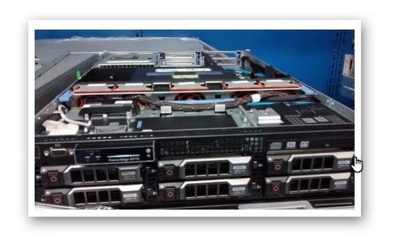 Servidor Dell R710 Com 2 Xeon X5670, 2.93ghz 96gb 2 Hd´s 136