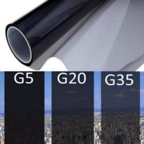 Insulfilm Anti Risco 6m X 50cm + Brinde G5, G20 Ou G35