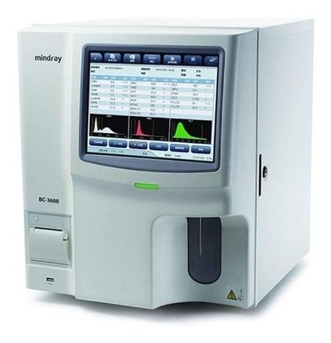 Mindray Hematológico Analisador Bc-3600