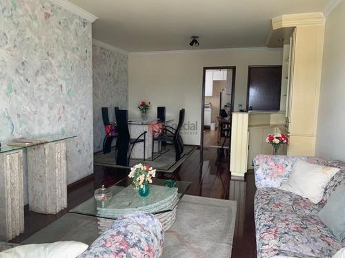 Ótimo Apartamento No Tatuapé  - Af21750