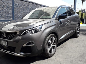Peugeot 3008 Gt Line Hdi At Color Gris 2018