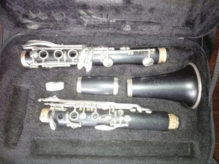 Clarinete Noblet Paris