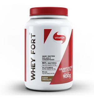 Whey Fort - 900g Chocolate - Vitafor