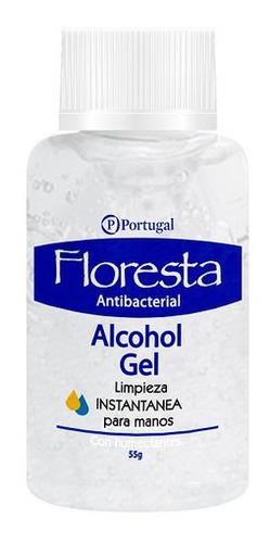 Alcohol Gel Floresta Neutro Fco Pead X 55ml