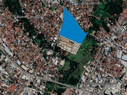 Área Com 89.668m² No Bairro Capuava - Goiânia - Go - Ar00013 - 69388643