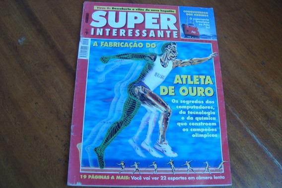 Revista Super Interessante 106 / Fabricaçao Atleta De Ouro