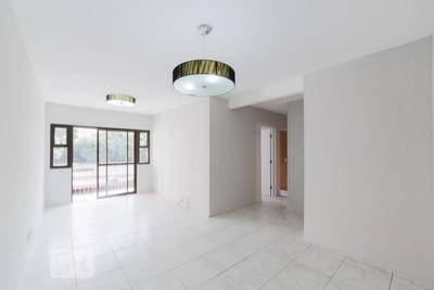 Apartamento No 4º Andar Com 3 Dormitórios E 2 Garagens - Id: 892893435 - 193435