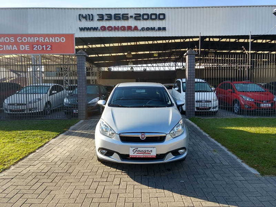 Fiat Grand Siena Attractive 1.4 8v 2016