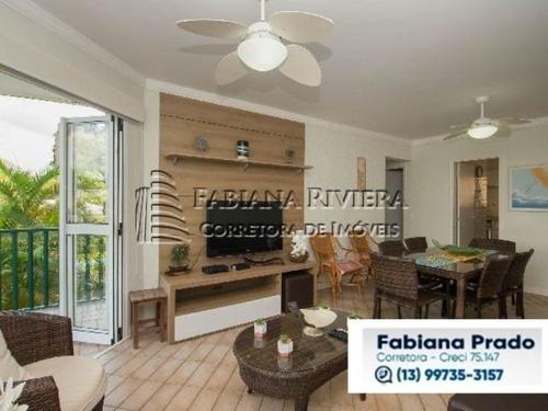 Apartamento Em Riviera, M3, 90m², 3 Dorms(1 Suíte)