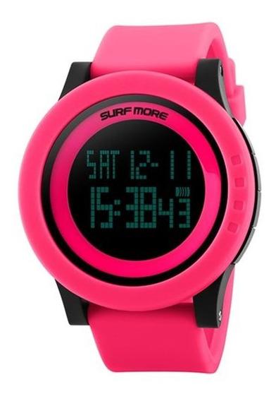 Relógio Surf More Feminino Esportivo 20008499m