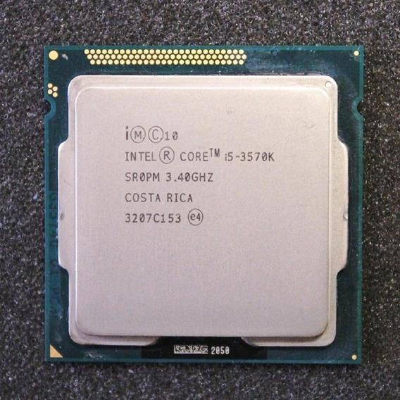 Processador Intel Core I5 3570k 3.8ghz Com Cooler Box