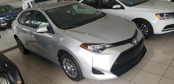 Toyota Corolla 1.8 Base Cvt 2017