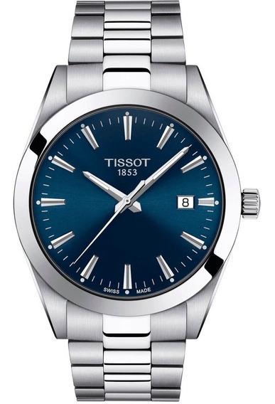 Reloj Tissot Gentleman T1274101104100