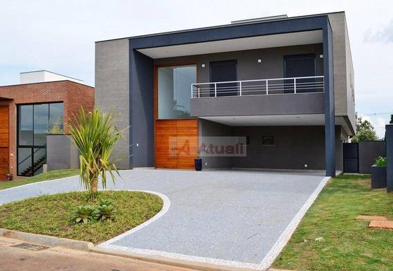 Casa Residencial À Venda, Joaquim Egídio, Campinas. - Ca0323