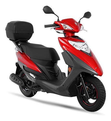 Suzuki Burgman 125 0km | Haojue Lindy 125 0km -( A )