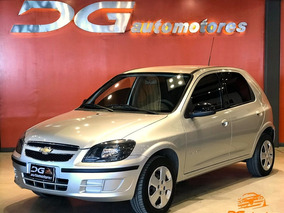 Chevrolet Celta Ls Advantage - 2014 - Rec. Menor/financio