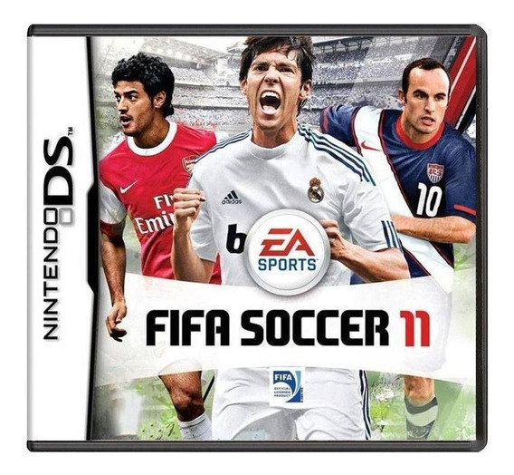 Fifa Soccer 11 Ds Mídia Física Pronta Entrega