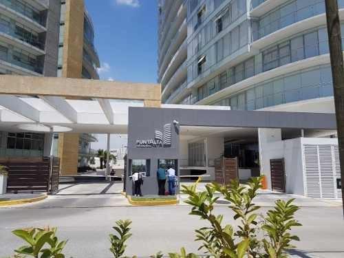 Se Renta Departamento Amueblado En Puntalta Residencial , Puebla.