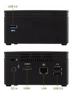Comp Gigabyte Gb-bxbt-1900 Brix Cel J1900/2.5dd/ddr3lvga/lan
