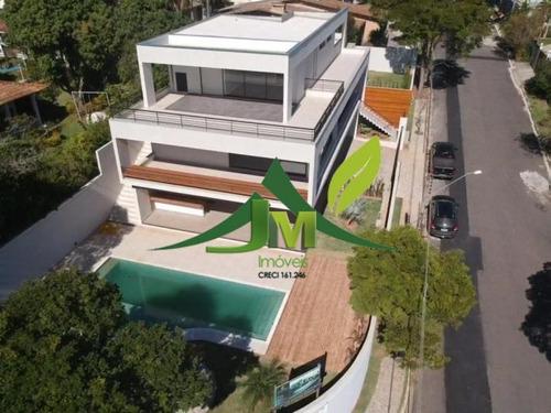 Espetacular Casa Nova Em Atibaia - 1103