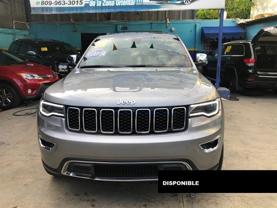 Jeep Grand Cherokee Limited 4x4 18 Gris