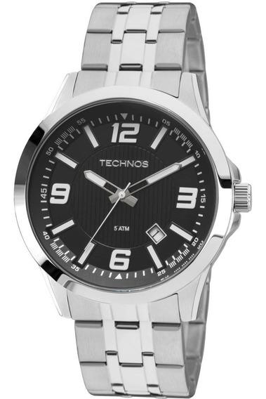 Relógio Technos Masculino 2315aby/1p 1 Ano De Garantia